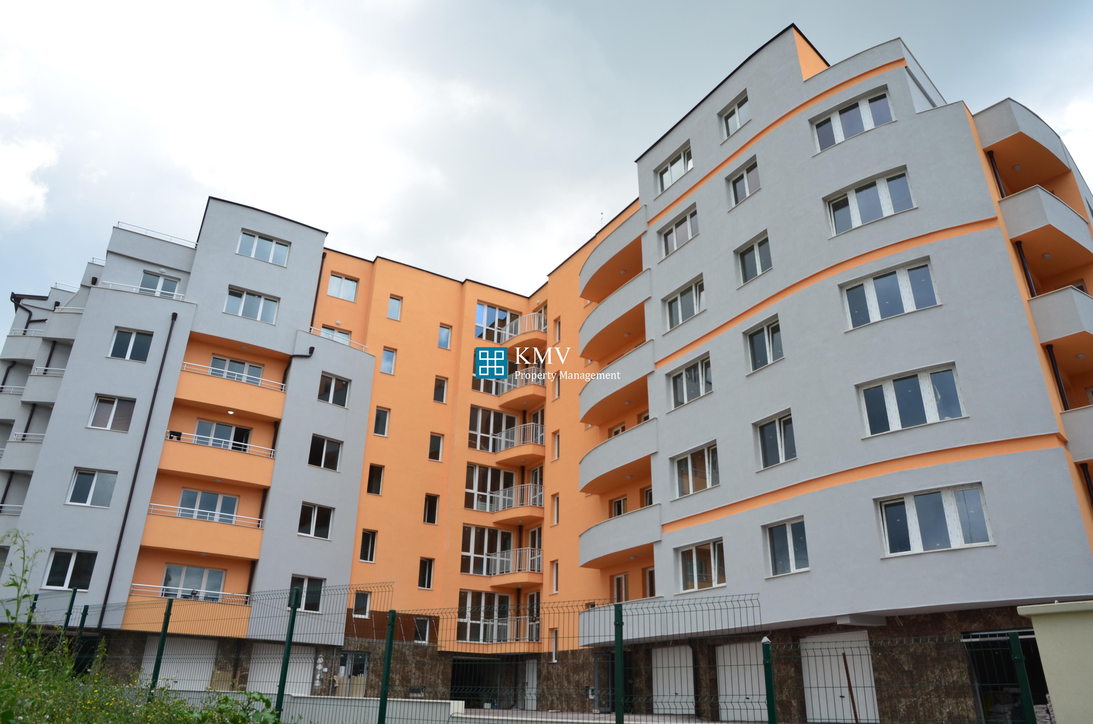 Тристаен апартамент за продажба в жилищна сграда в кв.Витоша – гр.София