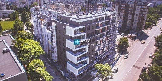 Тристаен апартамент в кв. Дианабад