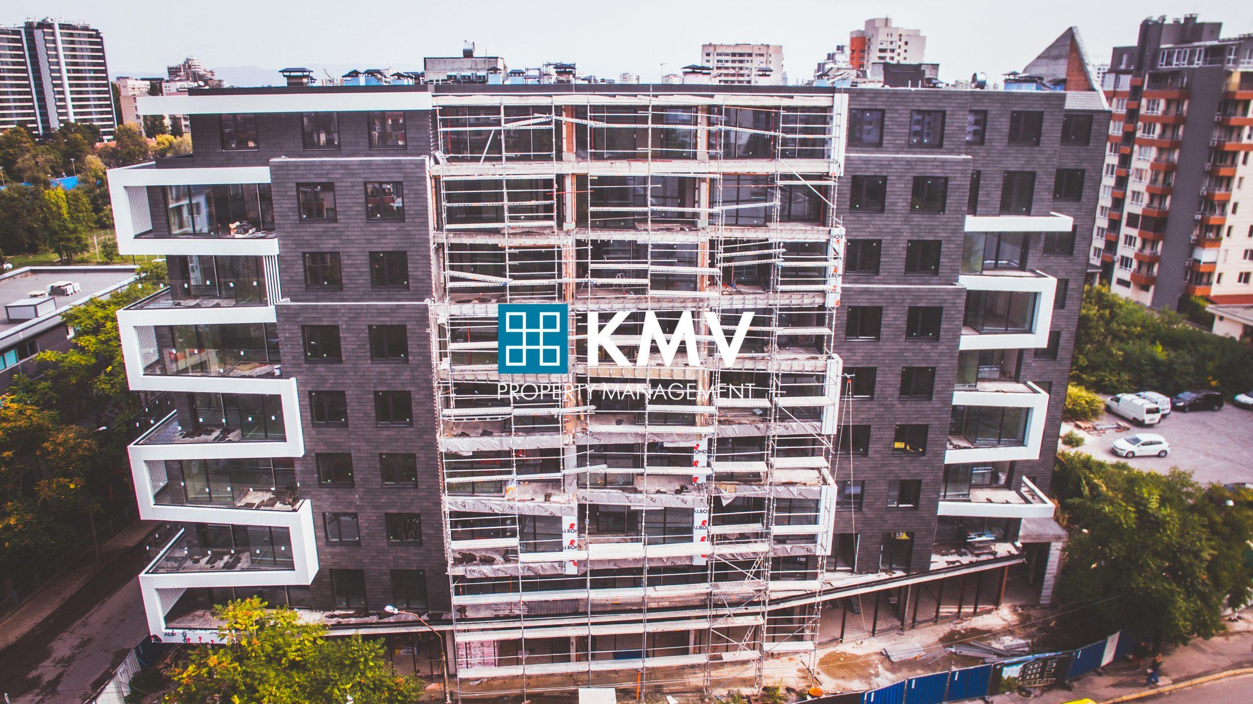 Тристаен апартамент в жилищна сграда ВМВ Резидънс