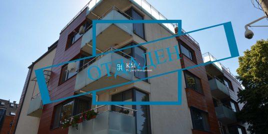 """Двустаен апартамент под наем в сграда """"Водолей 1""""- кв. Драгалевци"""