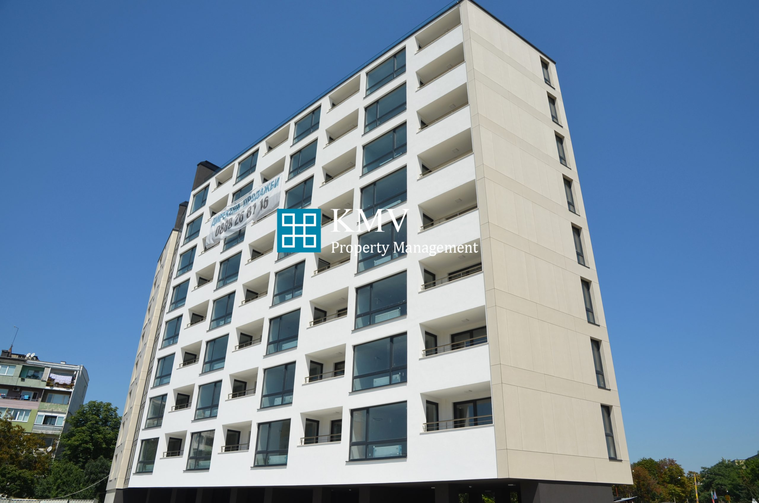 """Жилищна сграда """"Liberta"""" в кв. Надежда 2"""