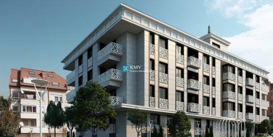 """Тристаен апартамент за продажба в жилищна сграда """"Кедър"""""""