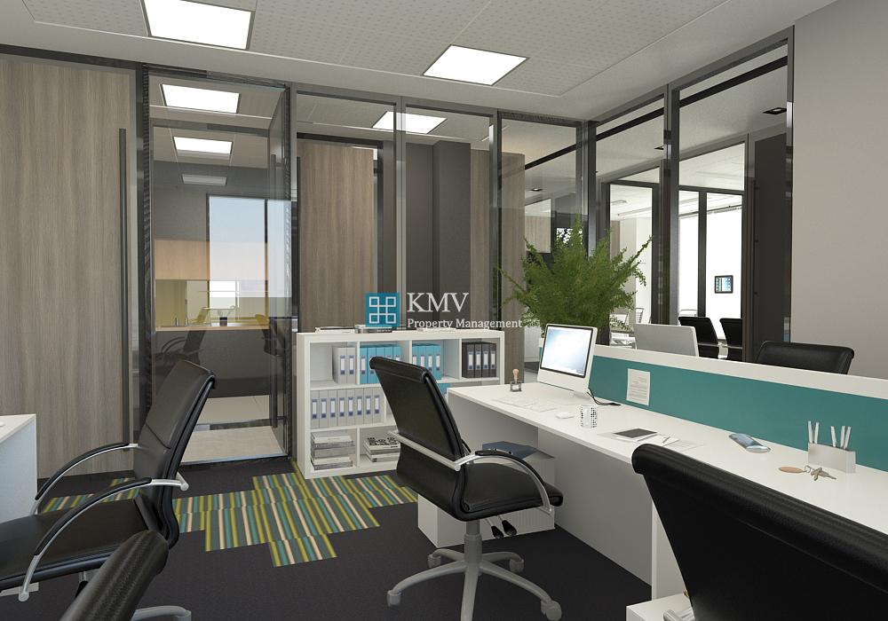 Офис под наем в многофункционална сграда в кв.Дианабад – гр.София