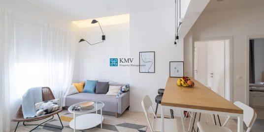 Дизайнерски апартамент за продажба в сърцето на Столицата