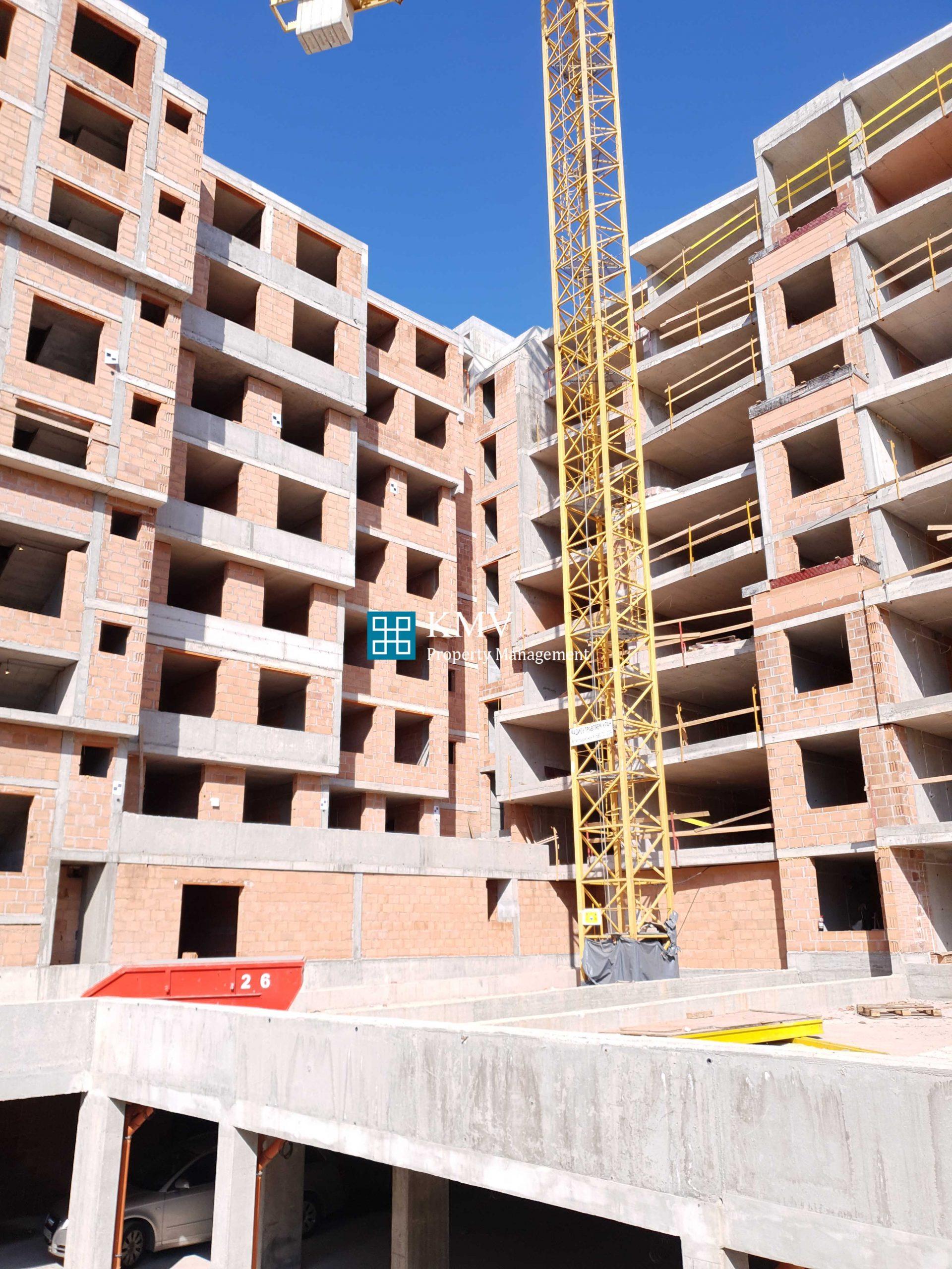 Двусатен апартамент в сграда ВМВ РЕЗИДЪНС – кв. Дианабад
