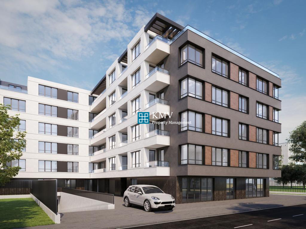 Многостаен апартамент в сграда Reya Residence-кв. Кръстова вада