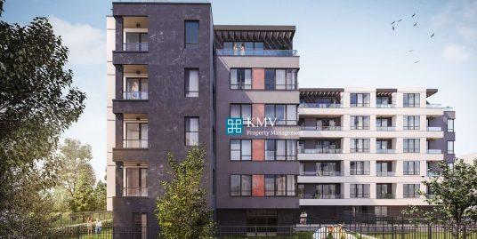 Тристаен апартамент в сграда Reya Residence кв. Кръстова вада