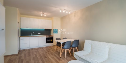 Модерен и напълно обзаведен двустаен апартамент