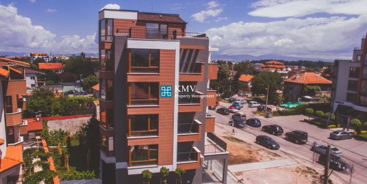 "Двустаен апартамент в жилищна сграда ""Аглая"""