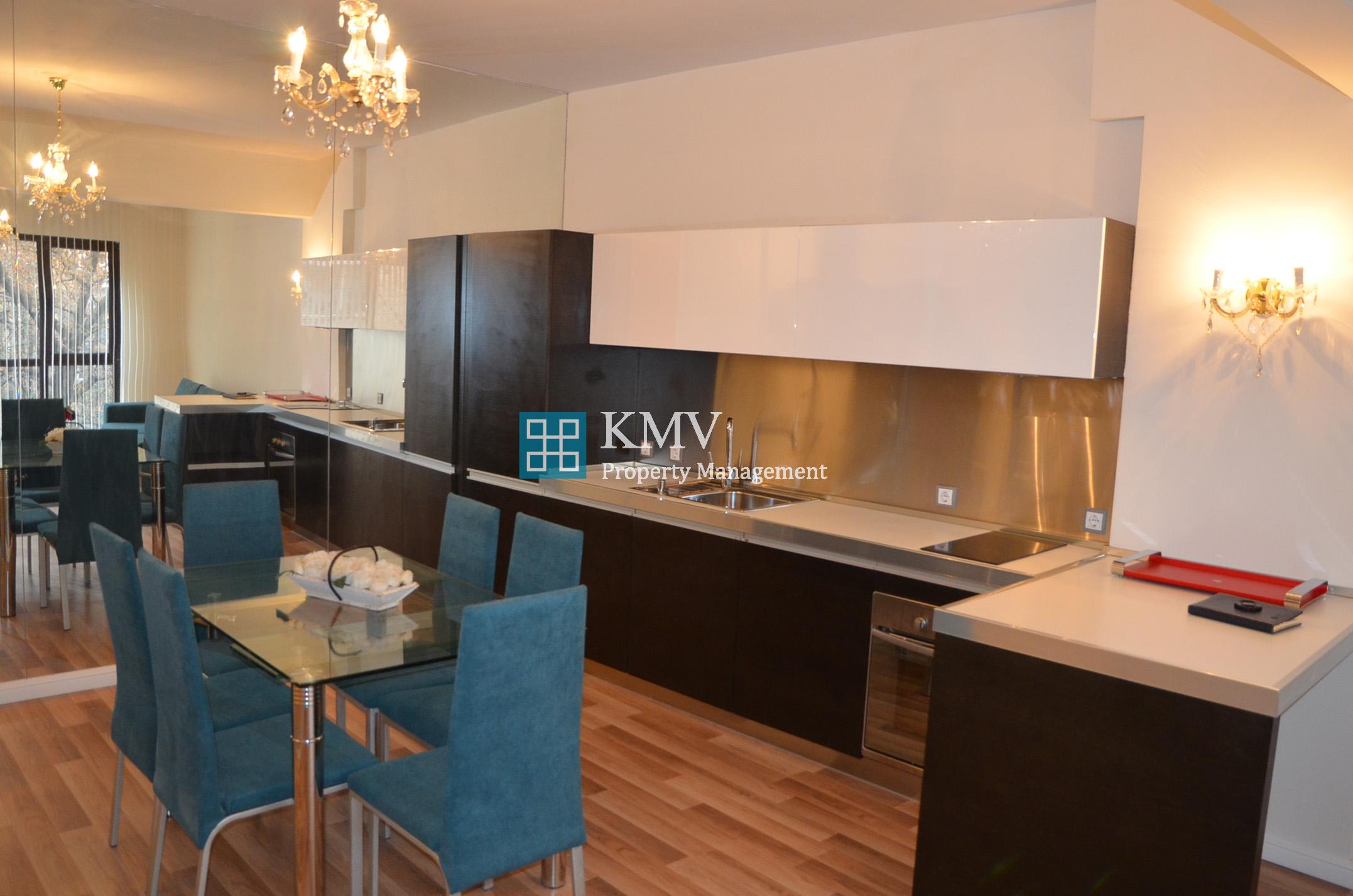 Модерен тристаен апартамент на бул. Витоша